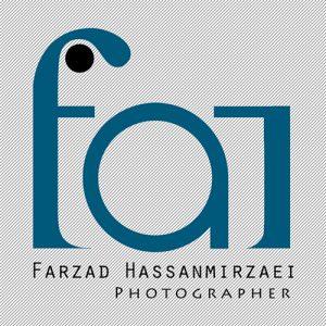 طراحی لوگو شخصی فرزاد حسن میرزایی